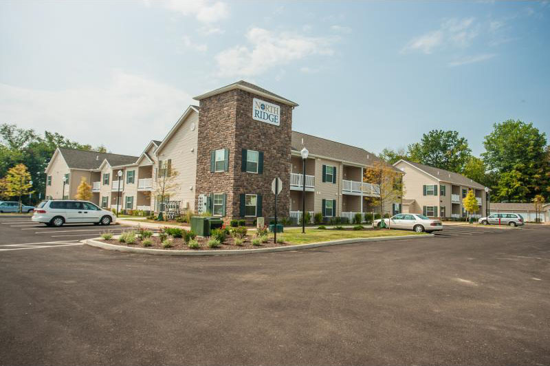 Northrup Court And Beckford Place Apartments