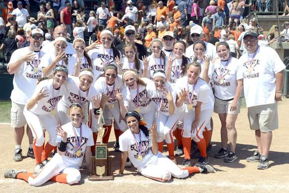 Softball State Champs