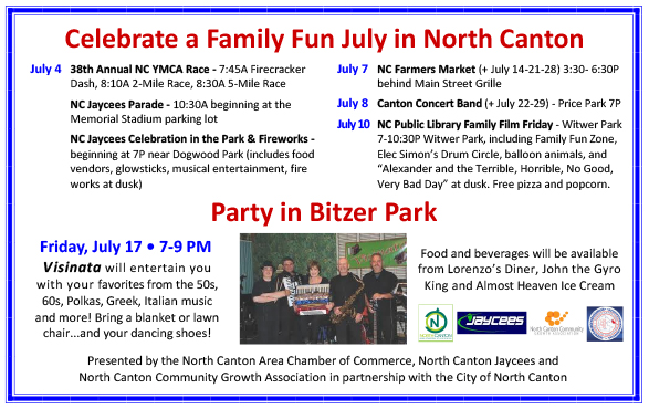July events.pub